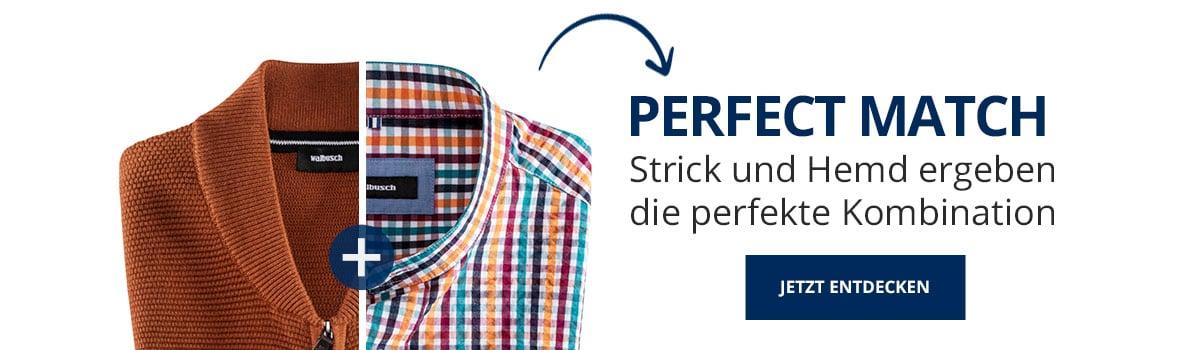 Perfect Match Herren | Walbusch
