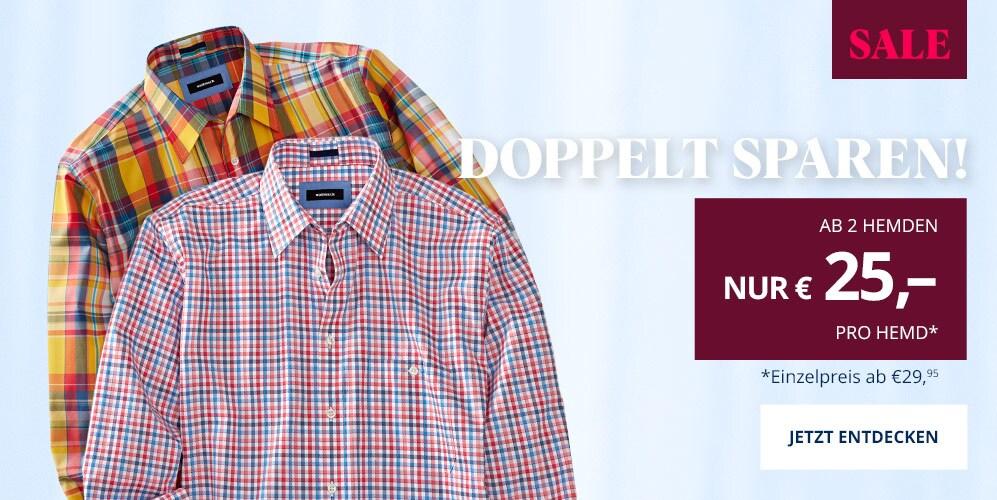 Hemden Bundle Angebot   Walbusch