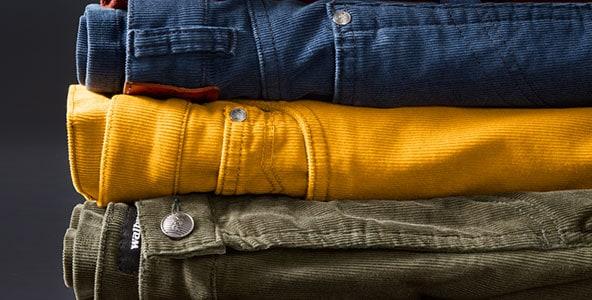Cordhosen für Herren: warme Freizeithosen im klassischen Stil | Walbusch