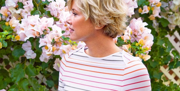 Damen-Shirts in unterschiedlichen Varianten | Walbusch