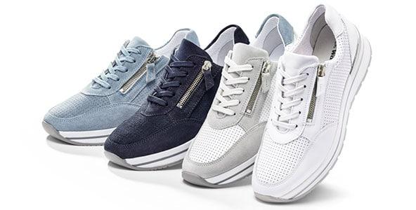 Damen-Sneaker in unterschiedlichen Ausführungen   Walbusch