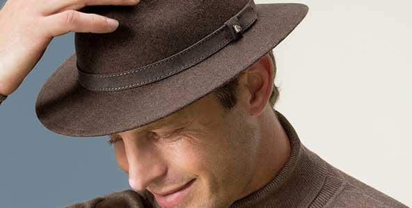 Unsere Modell-Auswahl an Mützen und Hüten für Herren | Walbusch