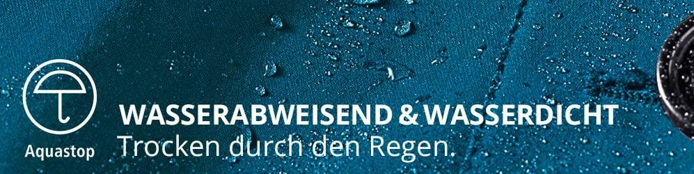 Wasserabweisend & Wasserdicht | Walbusch