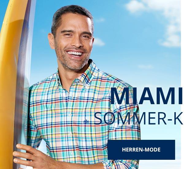 Miami-Style Herren-Mode | Walbusch