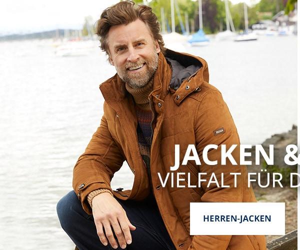 Zeit für neue Jacken & Mäntel   Walbusch