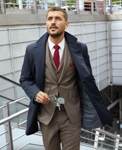Business-Mäntel: Überzeugen Sie mit schlichter Eleganz