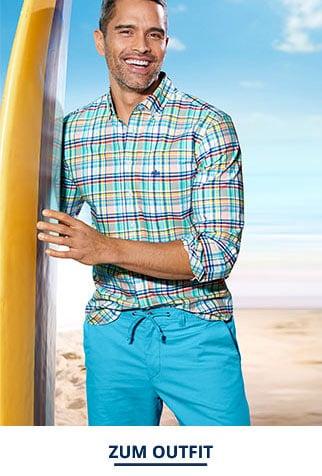 Outfit Sommer-Hemd Sportsman | Walbusch