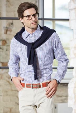 Freizeit-Hemden: absolute Kombinationstalente in Sachen Mode | Walbusch