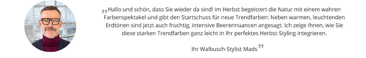 Trendfarben | Walbusch