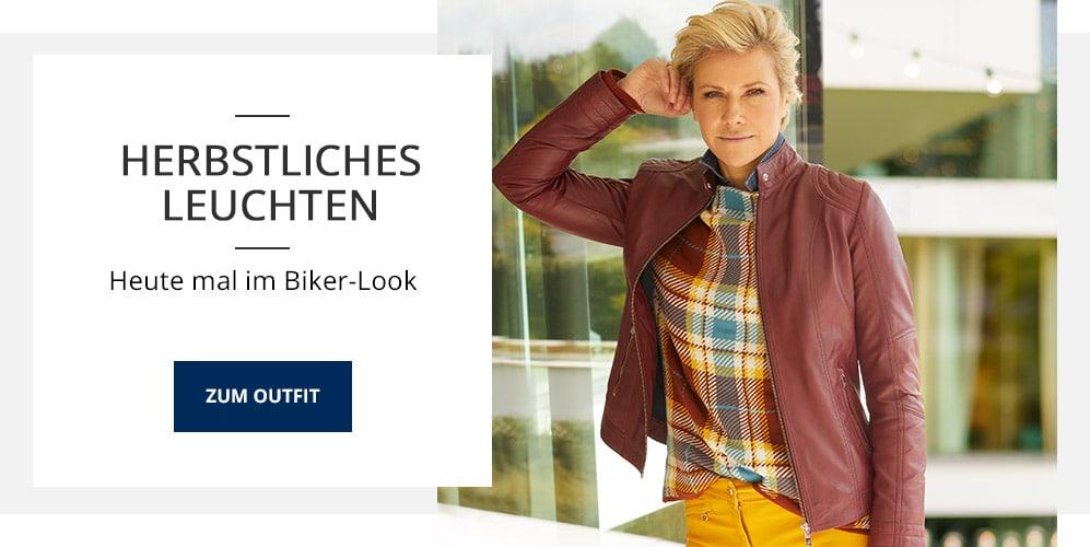 Outfit TV Lammnappa-Bikerjacke | Walbusch
