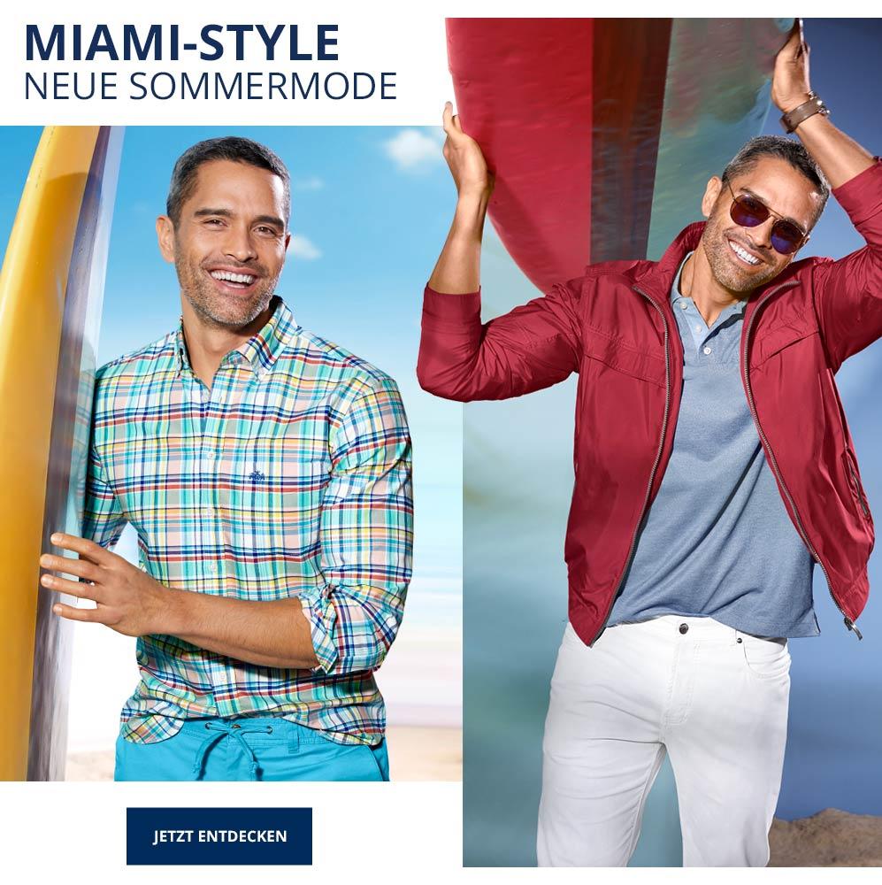 Miami Nice Kollektion | Walbusch