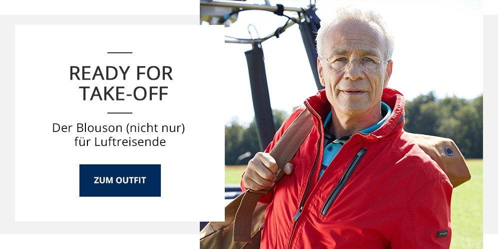 Outfit Ready for Take-Off | Walbusch