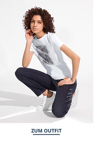 Outfit Künstler-T-Shirt Heimat | Walbusch