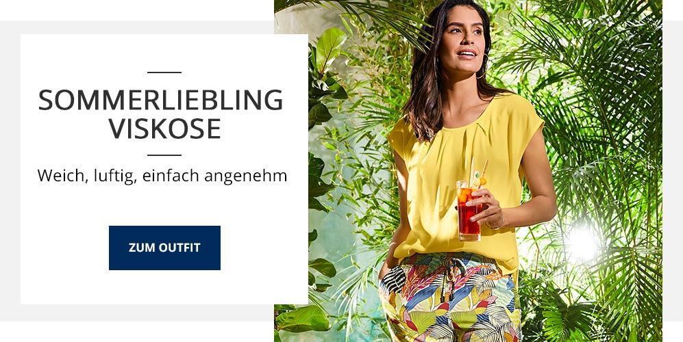 Outfit Sommerliebling Viskose | Walbusch