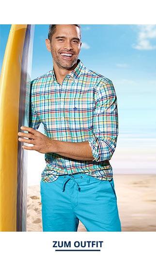 Outfit Sommer-Hemd Sportsman   Walbusch