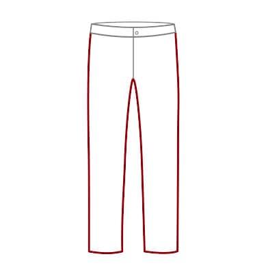Klassische Regular-Fit-Jeans