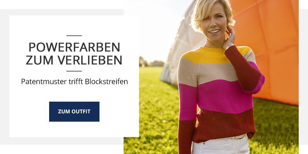 Outfit Powerfarben zum Verlieben | Walbusch