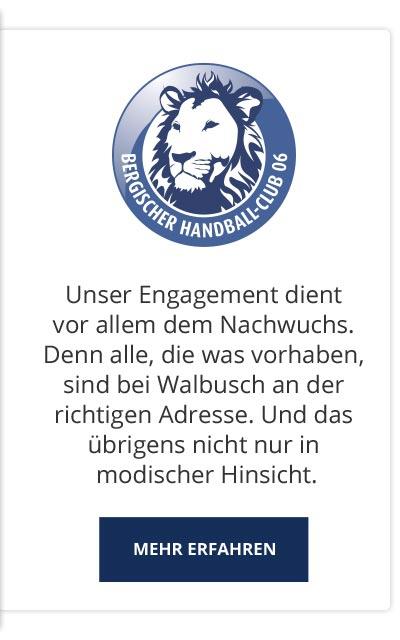 BHC   Walbusch