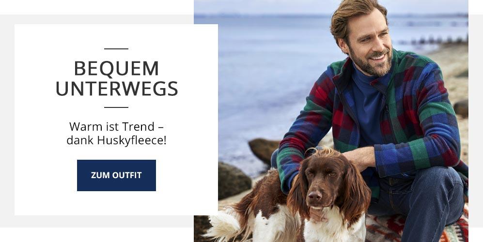 Outfit Bequem unterwegs | Walbusch