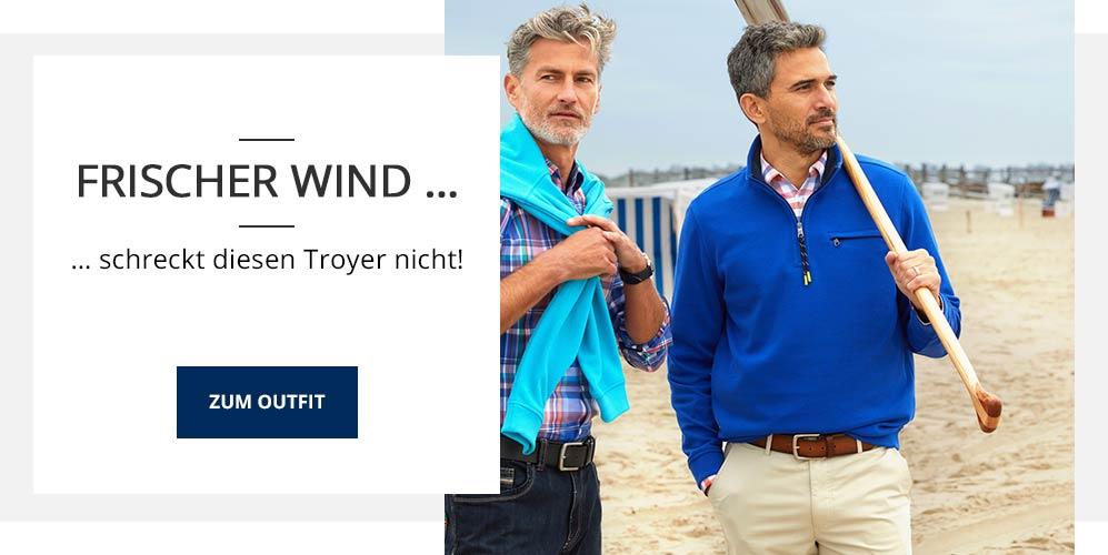 Outfit Frischer Wind | Walbusch