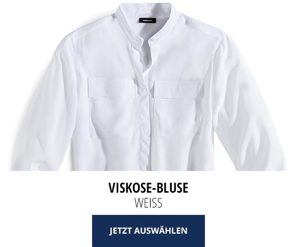 Sommerblusen nur 29,95€: Viskose-Bluse   Walbusch