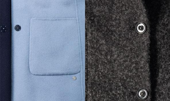 Mäntel für Damen aus exklusiven Materialien | Walbusch