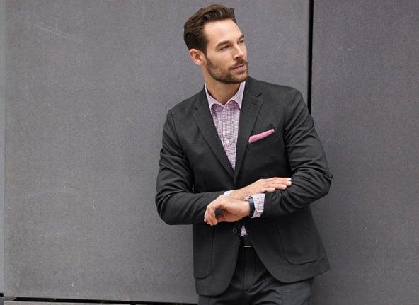 Herren-Anzüge: Tipps für einen gelungenen Look   Walbusch