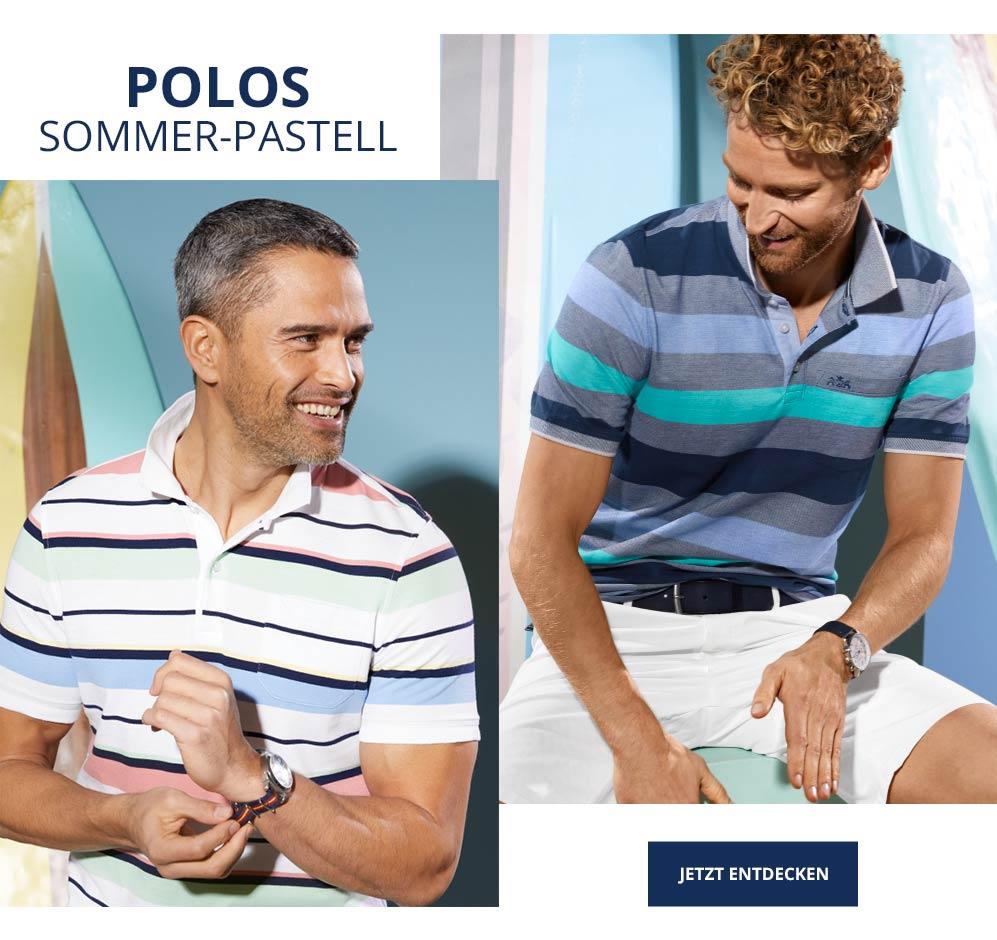 Herren Polos | Walbusch