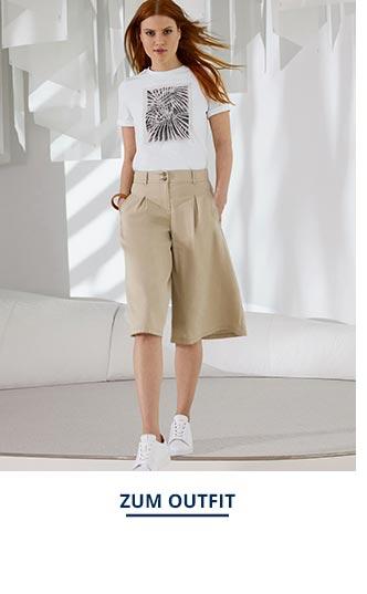 Outfit Künstler-T-Shirt-Heimat | Walbusch