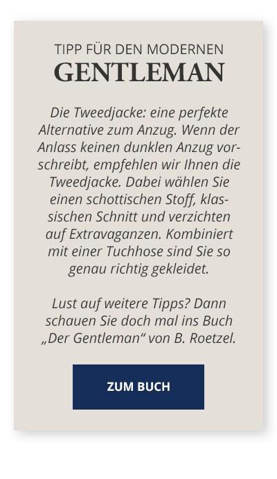 Roetzel Kollektion Buch | Walbusch