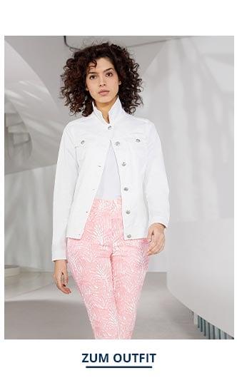 Outfit Powerstretch-Jeansjacke | Walbusch