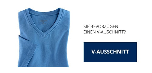 Shirts V-Ausschnitt   Walbusch