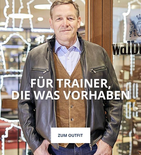 Outfit Für Trainer, die was vorhaben | Walbusch