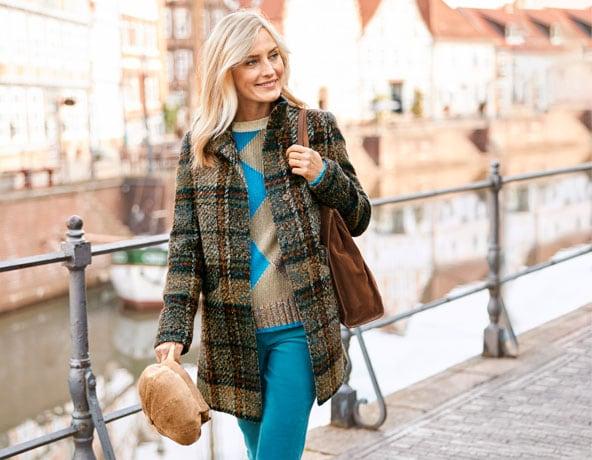 Wichtig beim Kauf des Damenmantels: Größe, Schnitt und Silhouette | Walbusch