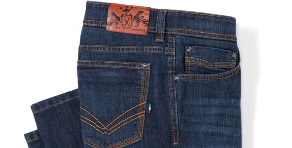 Der Klassiker: Die Five Pocket Jeans