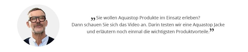 Aquastop Produkte | Walbusch