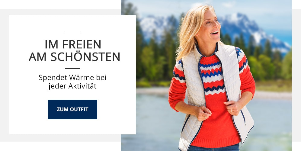 Outfit TV Wende-Steppweste | Walbusch
