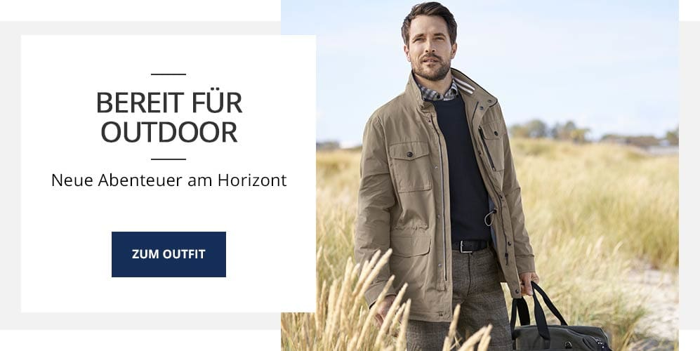 Outfit Bereit für Outdoor | Walbusch