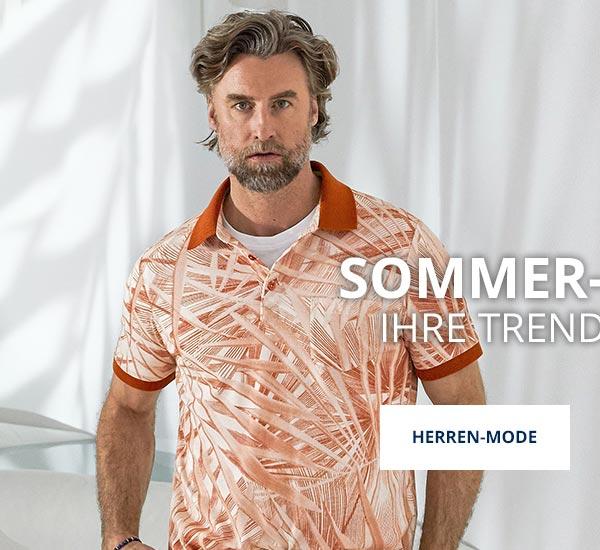 Sommer-Muster Herr | Walbusch