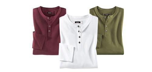 Henley-Shirts   Walbusch