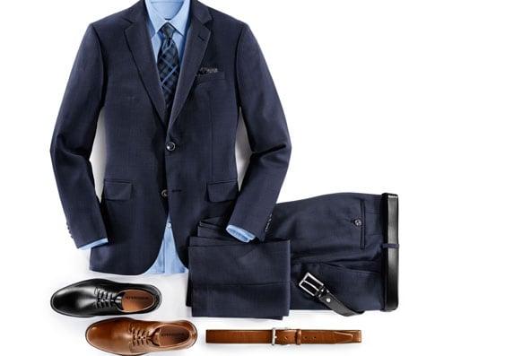 Herren-Anzüge für Business oder Freizeit kombinieren   Walbusch
