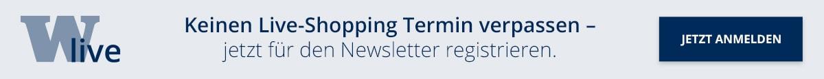 Newsletter Anmeldung | Walbusch
