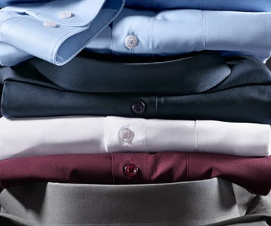 Bügelfreie Hemden in vielen Farben und Mustern | Walbusch