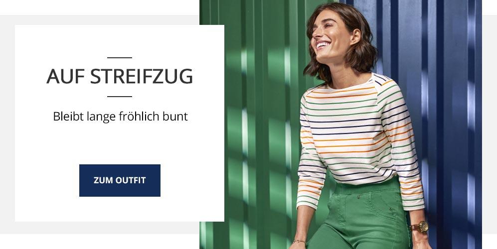 Outfit Auf Streifzug | Walbusch