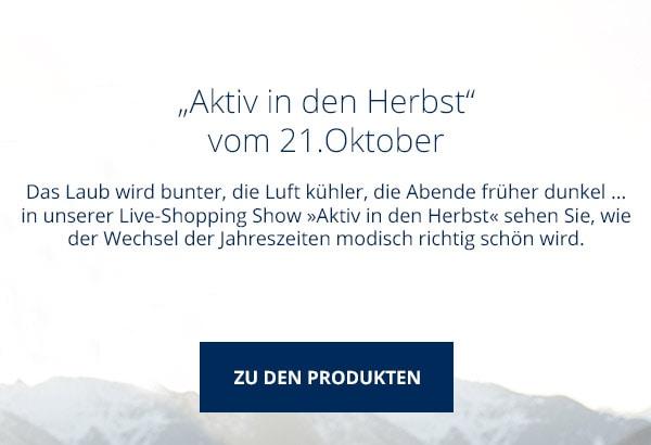 Verpasste Live-Shopping Show Produkte | Walbusch