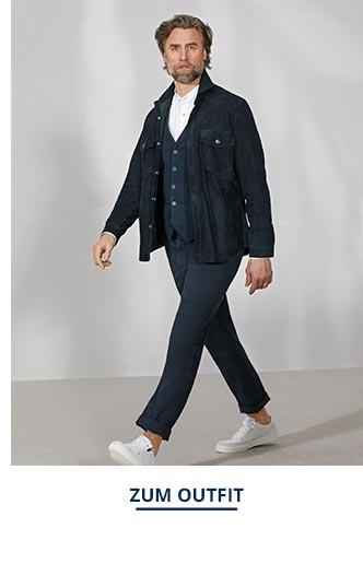 Outfit Hemdjacke   Walbusch