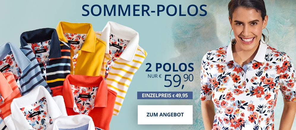 Sommer Polos | Walbusch