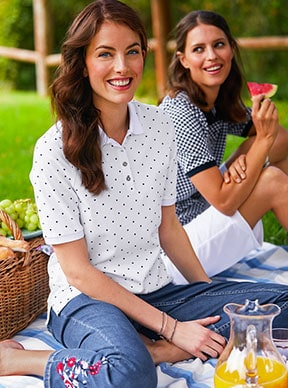 Shirts für Damen mit Materialien zum Wohlfühlen | Walbusch