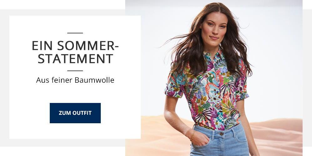Outfit Ein Sommer-Statement | Walbusch