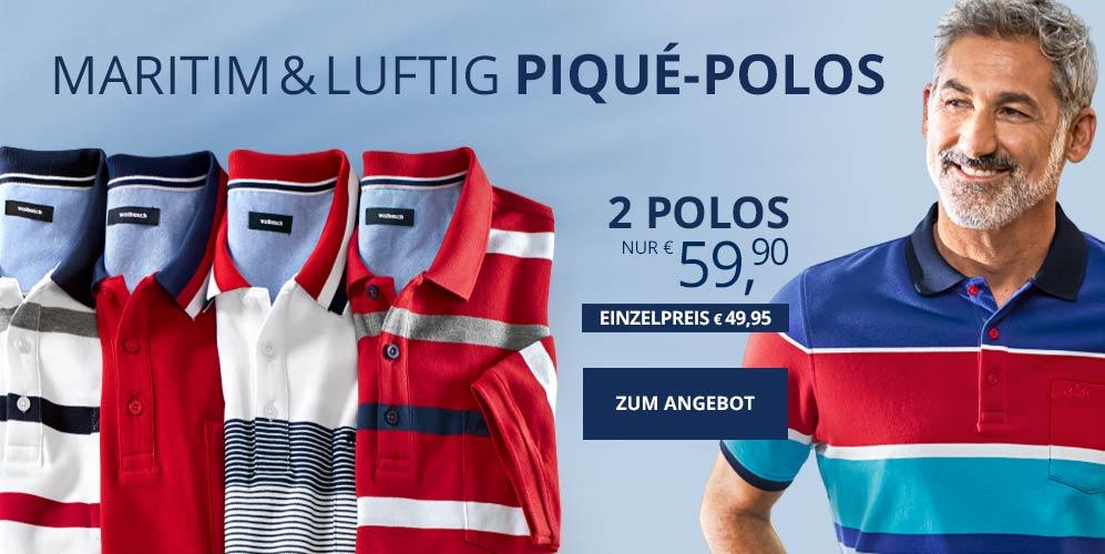 Piqué-Polos | Walbusch